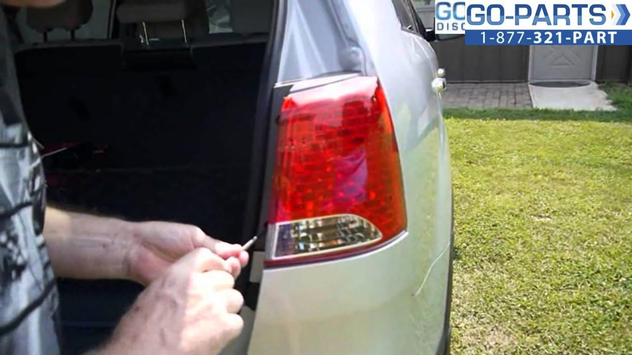 maxresdefault replace 2011 2012 kia sorento tail light bulb how to change 2007 kia sorento [ 1280 x 720 Pixel ]