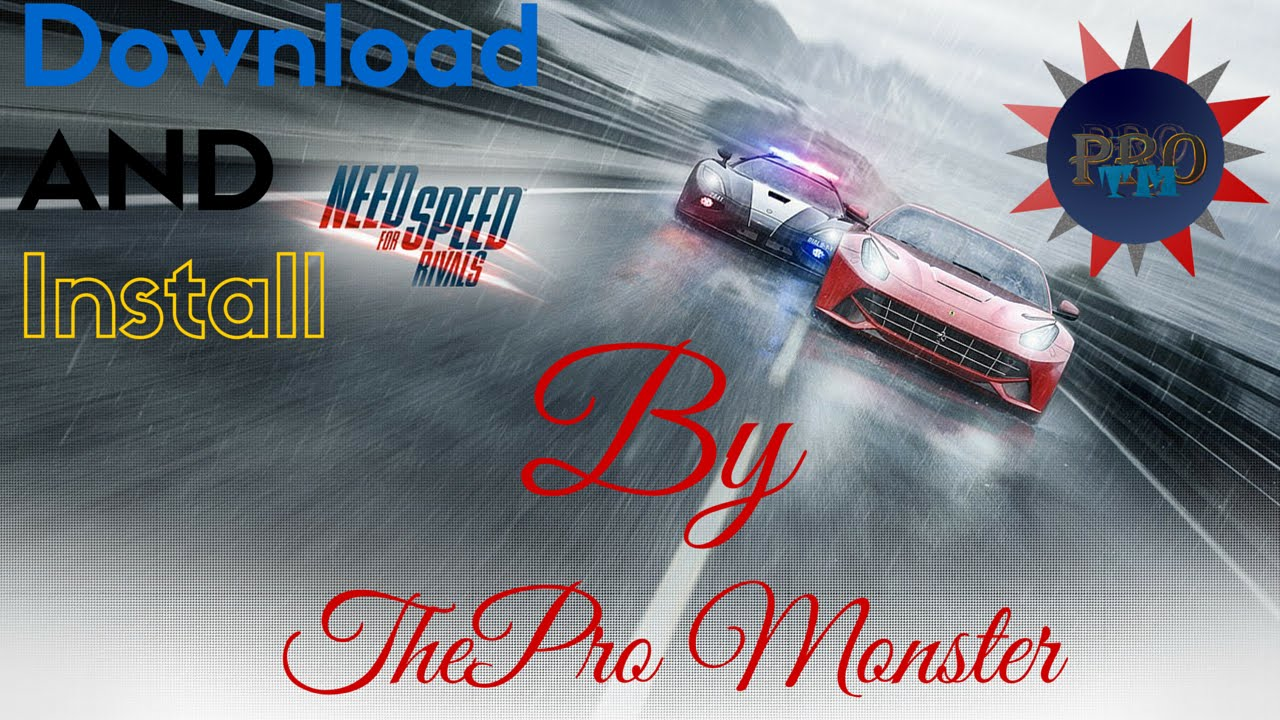 need for speed rivals pc game free download utorrent