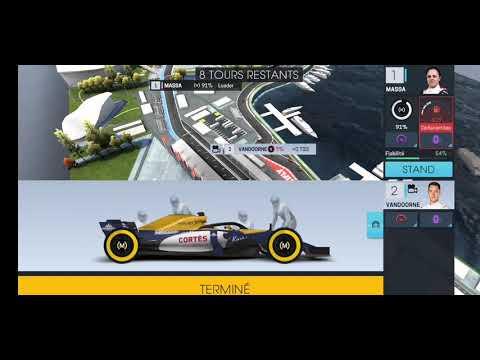 Motorsport Manager Online Tier6 Best Strategy  
