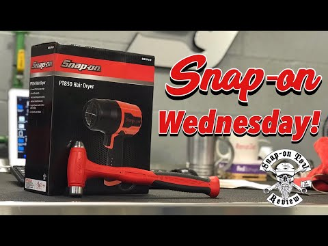 SNAP-ON WEDNESDAY! - A Few New Tools And The Usual Truck Banter