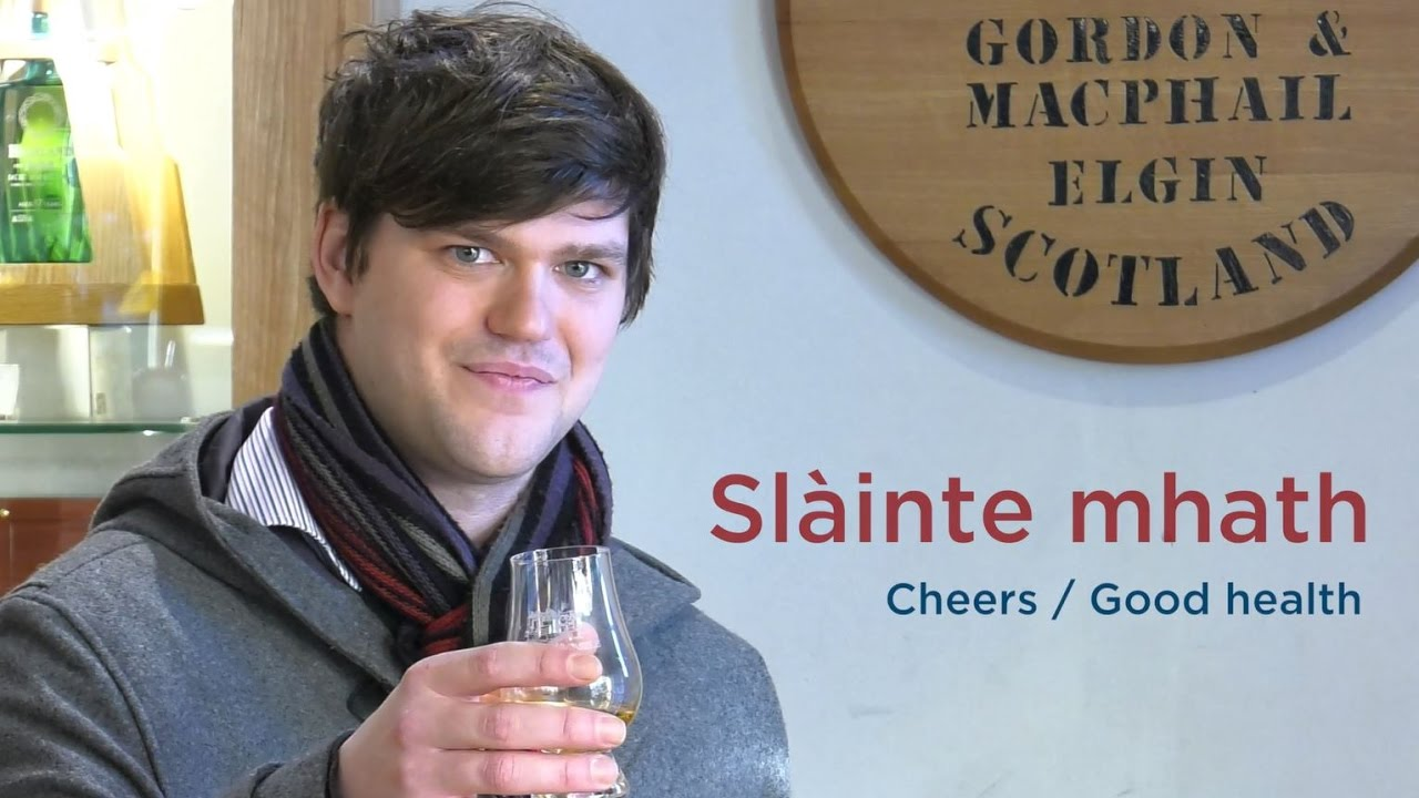Gaelic for Outlanders - Happy New Year (Lesson 23) - YouTube