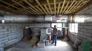 видео Гидроизоляция потолка своими руками