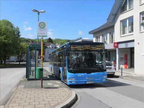[Sound] Bus MAN NL 280 (Wagennr. 0904) der WSW mobil GmbH, Wuppertal