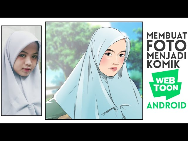 webtoon video, webtoon clip