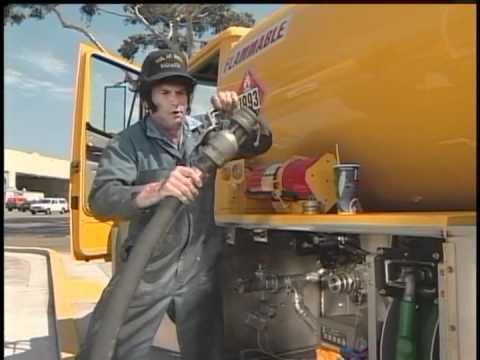 OIL SPILL PREVENTION/ASHORE - AWARENESS FOR FUEL OPERATORS