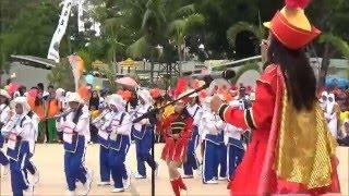 Marching Band Smp Negeri 02. Kota Prabumulih 17-12-2015 Juara Satu.