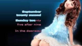 The Day You Went Away ~ Trish Thuy Trang ~ Karaoke