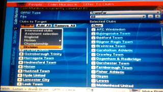 championship manager 2007 pt 2