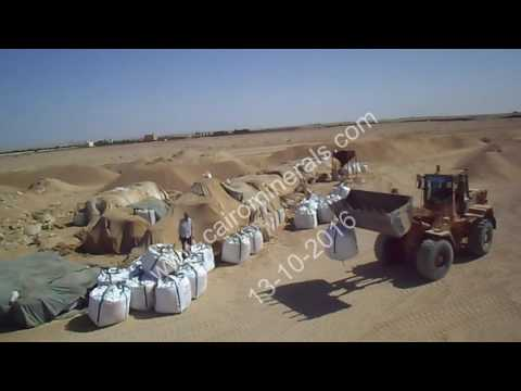 Export silica sand and gravel to Oman 13-10-2016