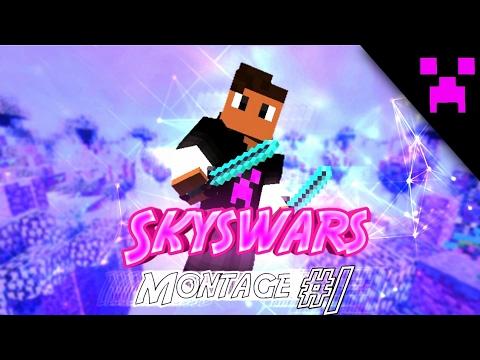 Skywars Montage #1 [MCPE]