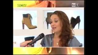 Rai 1 - Intervista a Lara Sagripanti Thumbnail