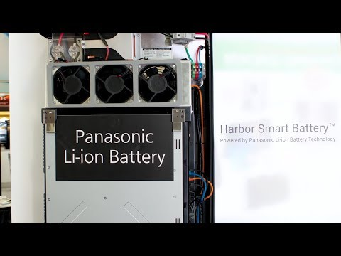 Pika Energy's Harbor Smart Battery is a lightweight energy storage option for solar owners