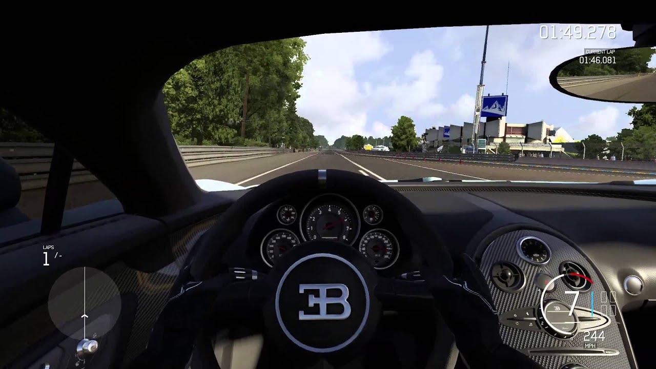 forza 6 - 267 mph - 2011 bugatti veyron super sport (1,183 hp) - top