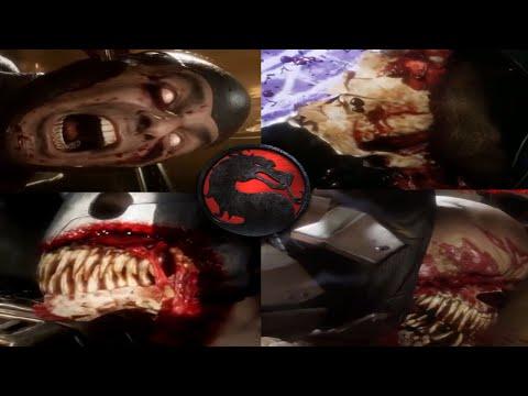 Mortal Kombat 11 - Every Krushing Blows So Far thumbnail