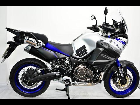 Yamaha Super Tenere XT1200Z 2015 Silver