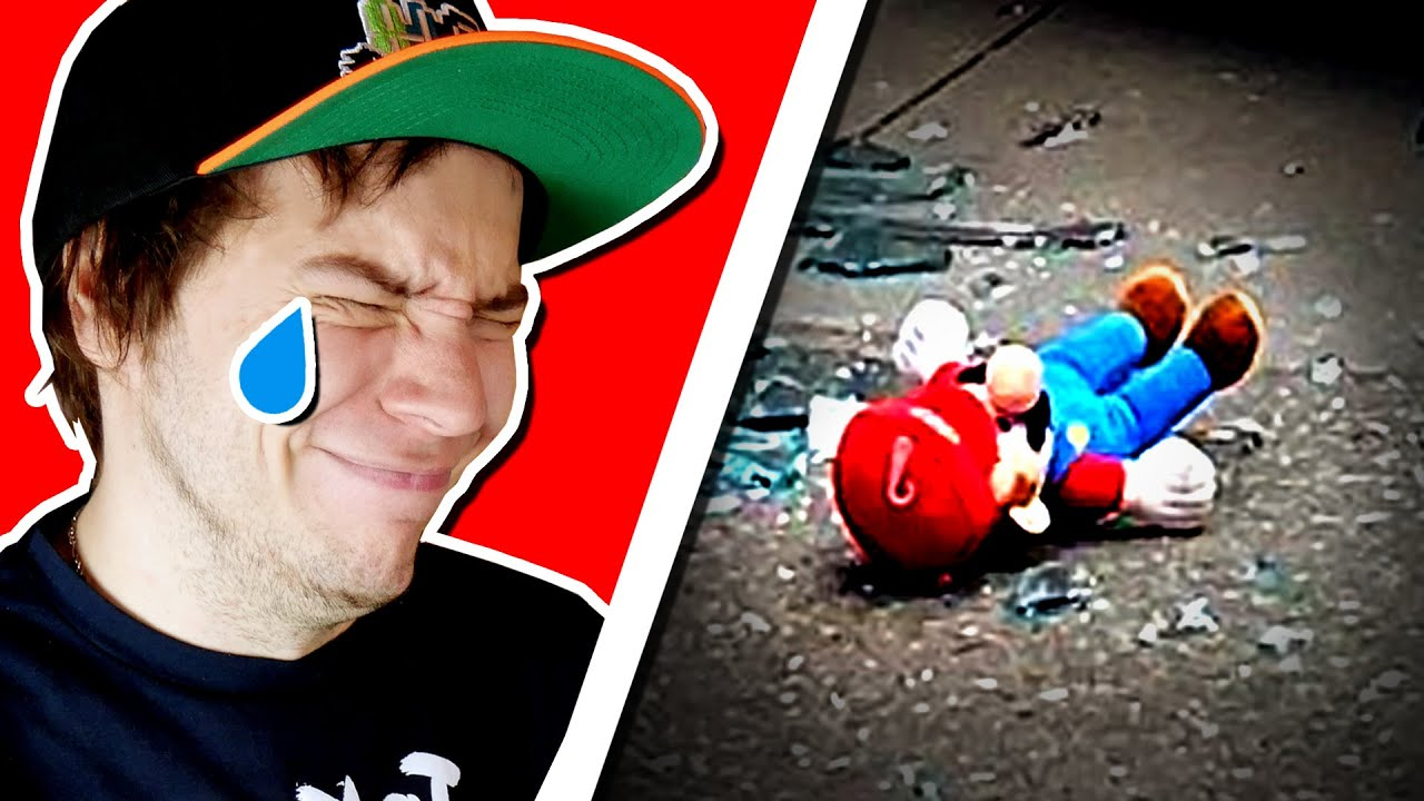 Mario a des PROBLÈMES