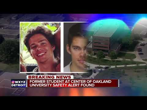 Oakland University Police Locate Student Who Was Banned From Campus, May Have Access To Weapons