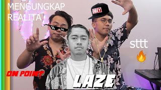 REACTION: Laze - Dari Layar (Official Music Video)