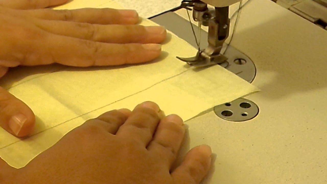 Ejercicios costura basica a maquina para principiantes for Maquinas de ejercicios