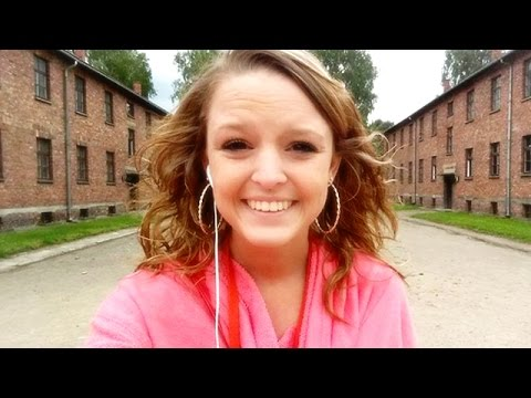 Let's Stop Persecuting 'Auschwitz Selfie Girl' for Smiling at a Camera