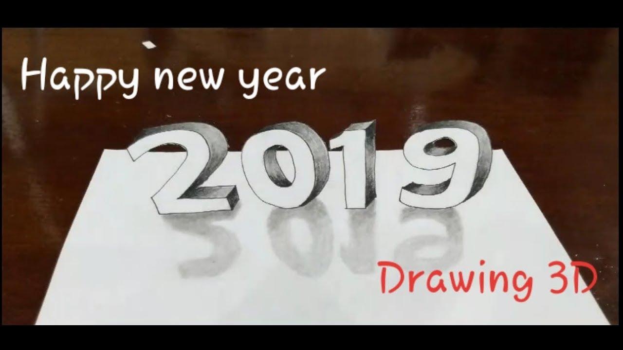 Vẽ 3D 2019 – Draw 3D 2019 – Băng Ngọc