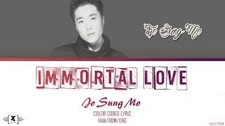 Jo Sung MoImmortal LoveLyrics