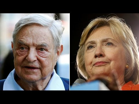 Soros is Clinton