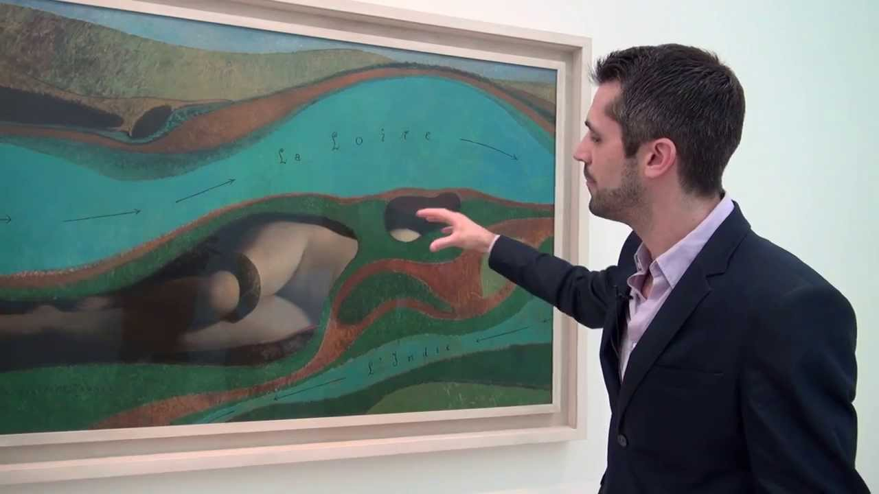 Schl Sselwerk Ausstellung Max Ernst Der Garten