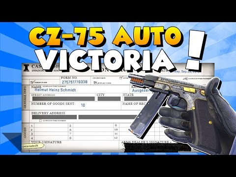 CS:GO - StatTrak CZ75-Auto Victoria Trade Up - Road To Dream Loadout!