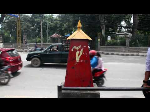 Letter Post box in Nepal . Academic Work video.