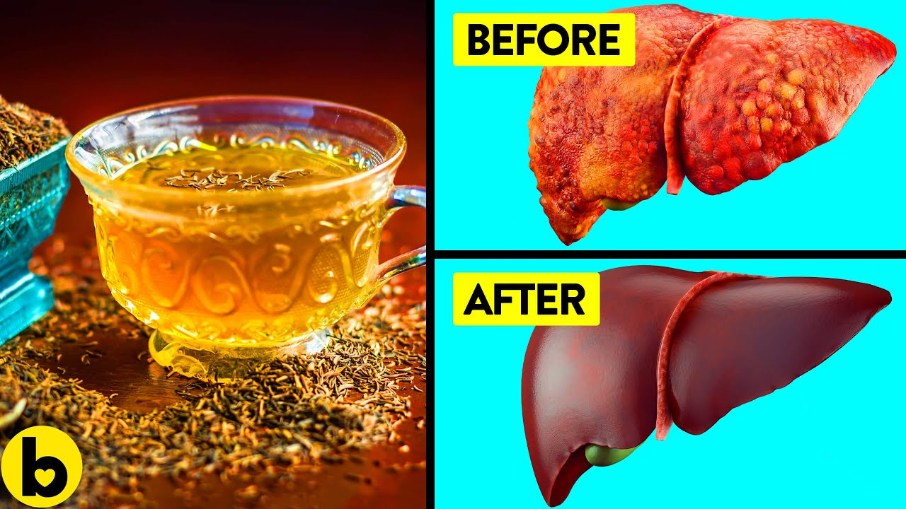 Drinking Cumin Tea Every day does this to your Body
