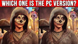10 MASSIVE Differences in PC Gaming vs CONSOLE Gaming