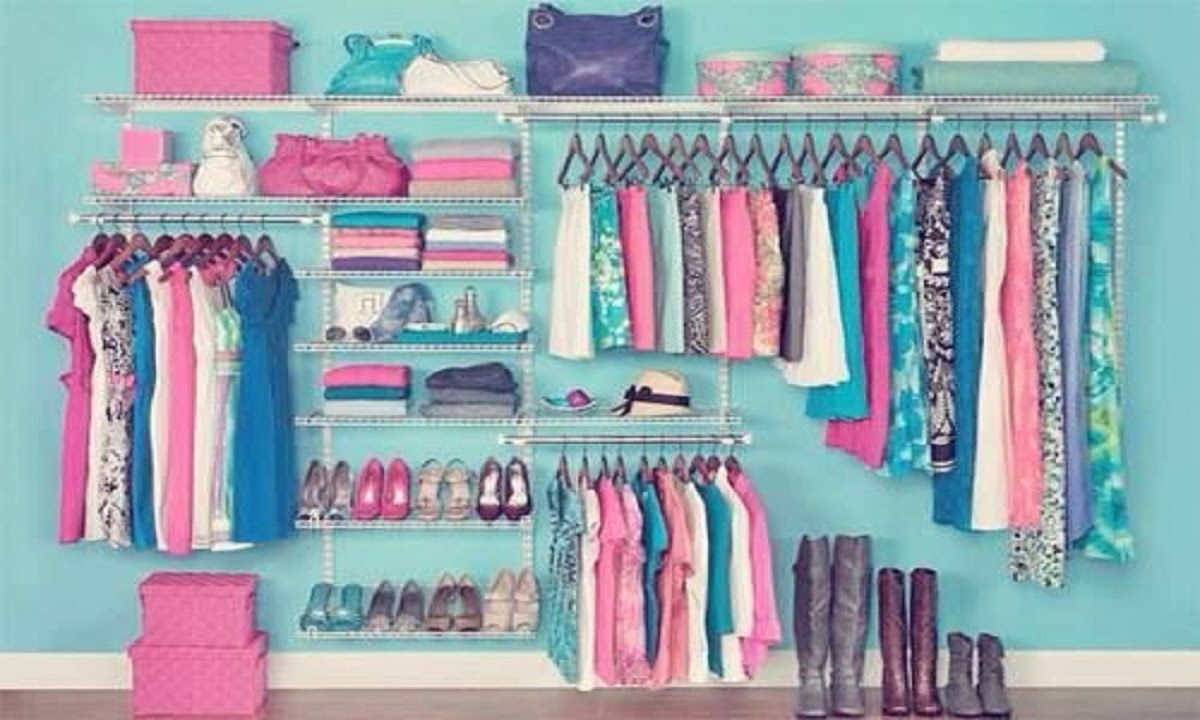 Ideas para tu closet econ mico barato y muy bonito youtube for Closet economicos en monterrey
