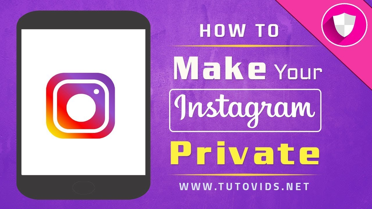 e297214d7ed How To Make Your Instagram Private - 2018 - YouTube