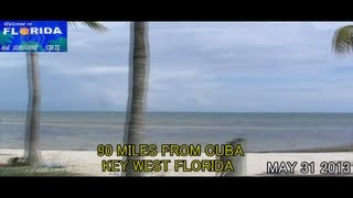 Key West FL to Homestead FL US-1 Time Lapse Drive