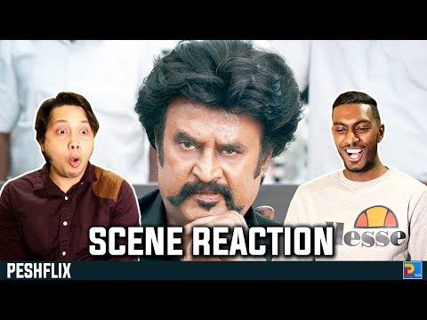 Petta Mass Funeral Scene Reaction | Rajinikanth | PESHFlix