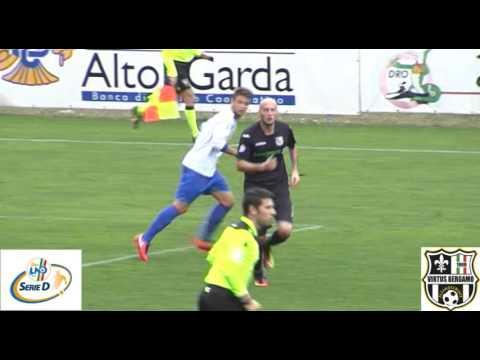 Dro-Virtus Bergamo 1909 1-0, 8° giornata d'andata girone B Serie D 2016/2017