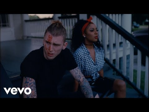 Machine Gun Kelly - A Little More...