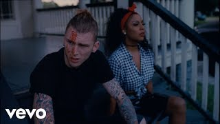 Download Machine Gun Kelly - A Little More (Explicit) ft. Victoria Monet MP3 song and Music Video