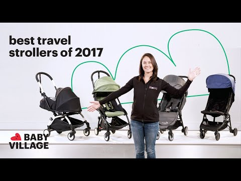 best-travel-strollers-of-2017-|-review