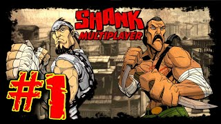 Shank [PC] multiplayer walkthrough part 1
