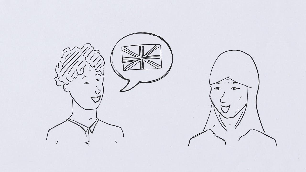 Engelska Komvux på grundläggande nivå
