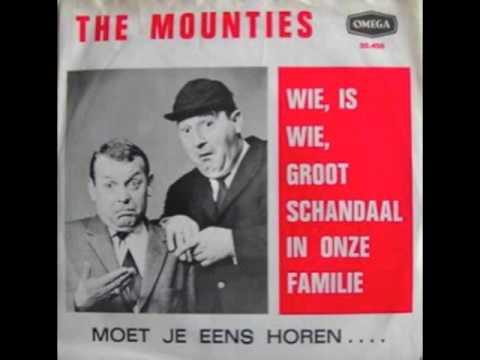 The Mounties - Wie Is Wie Groot Schandaal In Onze Familie