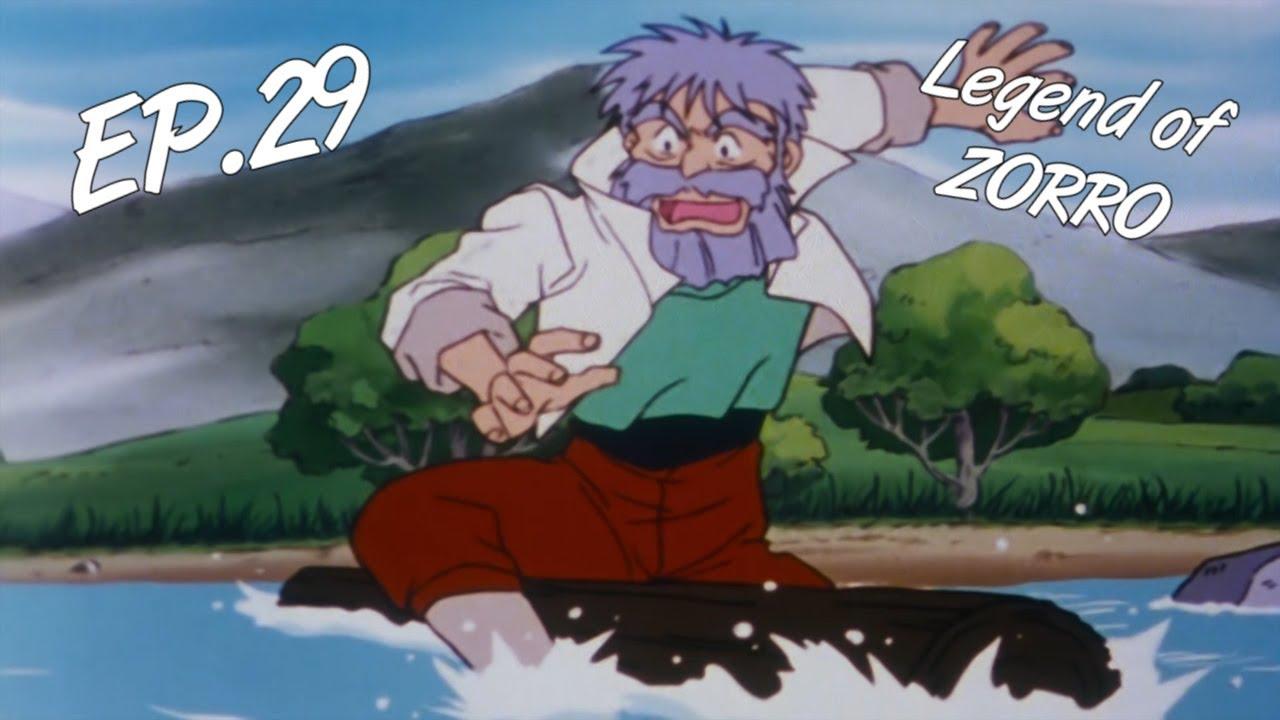 The Great Art Swindle The Legend Of Zorro Ep 29 En Youtube