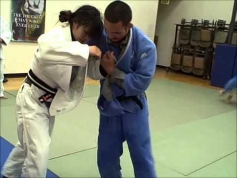 Bunasawa Kai Judo Randori (Tsubasa Goya vs Terumi)