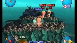 """Zagrajmy w Worms 3D - odc.1 """"Coś na dobry początek"""""""