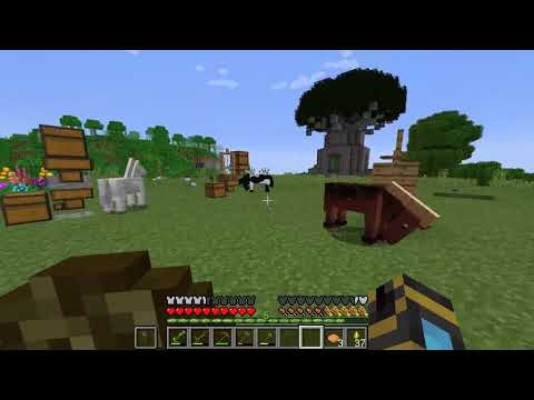 SevTech: Ages with Direwolf20 - Episode 19 - Gems In The Middle