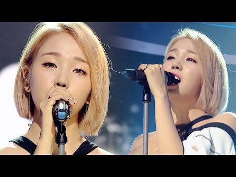 《Comeback Special》 Baek A Yeon(백아연) - SO SO(쏘쏘) @인기가요 Inkigayo 20160605
