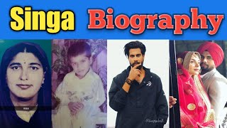 Gambar cover Singa Biography    LifeSstyle    Family    Age    Height    Wife    Struggle Life Story Singa