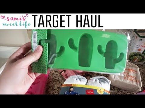 New Target Dollar Spot Goodness for Summer   Target Haul Clothes, Food, and Preschooler